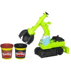 Play-Doh Diggin' Rigs Tonka Chuck and Friends Chomper The Excavator Playset, http://www.amazon.com/dp/B009Z7E8HK/ref=cm_sw_r_pi_awdm_UaOttb1S07N0N