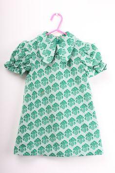 Kids Vintage Toadstool Dress