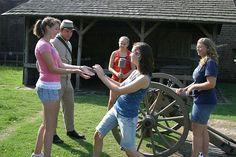 Adventures in Savannah - Girl Scouts