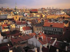 Prague, Capital City of Czech Republic    Prague is the jewel in the Czech Republic's crown. This vibrant city has become a popular destination is known for its nightlife #Prague #party #dance #nightlife