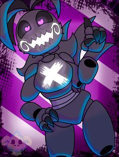 Ir Shadow Chica was real