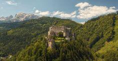 Hohenwerfen Castle, Salzburg Austria