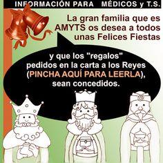 Pablo Martínez Segura: Google+E-revista de AMYTS 107.  AMYTS os desea a todos unas Felices Fiestas y un magnífico 2015.  http://amyts.es/actualidad-amyts-os-desea-todos-unas-felices-fiestas-y-un-magnifico-2015/
