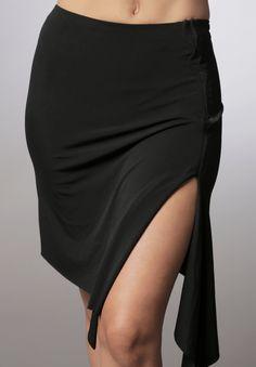 Dancemo Variation Latin Skirt  Dancesport Fashion @ DanceShopper.com