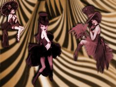 Las chicas del circo