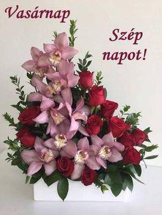Contemporary Flower Arrangements, Unique Flower Arrangements, Funeral Flower Arrangements, Unique Flowers, Exotic Flowers, Beautiful Flowers, Altar Flowers, Church Flowers, Funeral Flowers