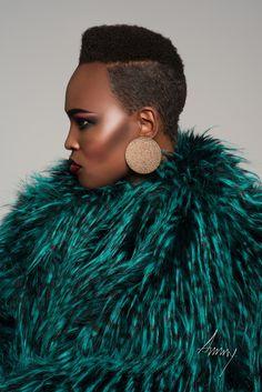 """Molyjo"" ♥ .. featured in Solstice Magazine! Photographer/ Editor : Ammy Berent Styling : Alicja Gorecki Fashionstylist Model : Molyjo, Jo Jellenata H&M : Regina Throll Make-up Artist Designer (jacket) : Lara Baseler  https://www.facebook.com/lara.baseler.fashion/"