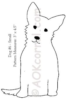 dog bone template printable | for dogs | Pinterest | Dog ...