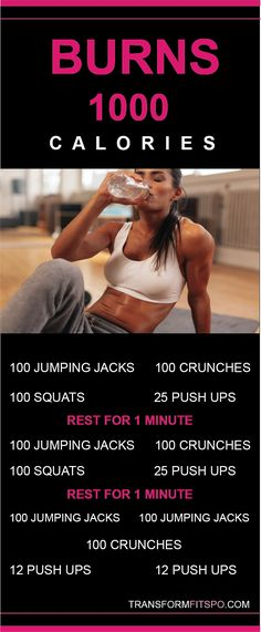 Burn 1000 calories at home now! Click the link for a 12 week home workout guide…. Burn 1000 calories at home now! Click the link for a 12 week home workout guide. Doing this will actually burn 1000 calories but it seems like a pretty intense workout Fitness Workouts, Fitness Herausforderungen, Gewichtsverlust Motivation, At Home Workouts, Health Fitness, Fitness Shirts, Workout Routines, Total Body Workouts, Exercise Motivation