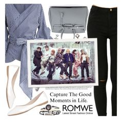"""""""Romwe Contest ♥"""" by av-anul ❤ liked on Polyvore featuring Chicwish, DANNIJO, WALL, Ziggy, romwe and avanul"""