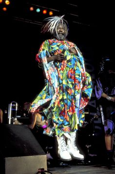 Lollapalooza 1994 - George Clinton and the P-Funk All-Stars