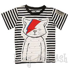 A cat is a cat except for when it comes to this supercool one! Fashion Kids, Kids Prints, Cat Prints, Handmade Baby Clothes, Stylish Boys, Zara Kids, Kids Wear, Little Boys, Cute Kids
