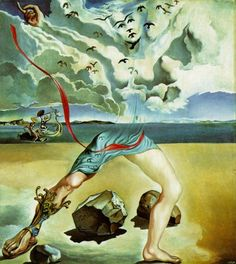 * Salvador Dalí - - -