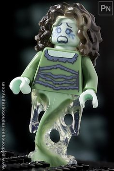 """Series 14 - Banshee"" Minifigures Series 14 My LEGO. Pedro Nogueira Photography."