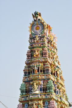 Indian Temple...
