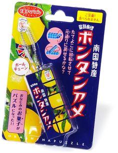 お菓子なパズル ボンタンアメ