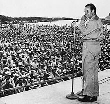 """Comedian Bob Hope performed his first USO show at March Field, Calif., May 6, in 1941. He conducted 57 USO tours, performing for U.S. service members during World War II through Operations Desert Shield/Storm. John Steinbeck wrote this of Hope in 1943: """"When the time for recognition of service to the nation in wartime comes to be considered, Bob Hope should be high on the list. This man drives himself and is driven."""" President Clinton named Hope an """"Honorary Veteran"""" in 1997 for his USO…"""