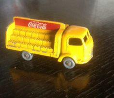 Matchbox Lesney Karrier Bantam 2 Ton Coca Cola Truck - Vintage 1957 No.37 - http://www.matchbox-lesney.com/38587