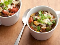 Vegetarian Chilli Recipe! http://www.foodnetwork.com/recipes/robin-miller/vegetarian-chili-recipe.html