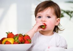Foods to help ease your toddler's asthma
