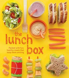 The Lunch Box - Lunch Ideas for the Kids