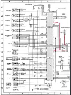 Porsche 928 Wiring Diagram Gooddy Dcc Trains For Dme Normally
