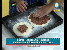 Cocineros argentinos 20-01-11 (2 de 6) - YouTube Griddles, Egg Rolls, Falafel, Griddle Pan, Pudding, Quiches, Ideas Para, Youtube, Desserts