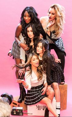 Fifth Harmony for @candiesbrand #2 #5HxCandies