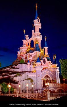 Disney Paris - Le Château de la Belle au Bois Dormant