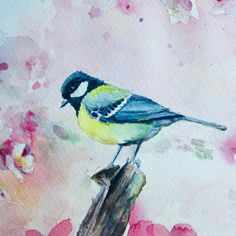 I'm offering a discount! Etsy Seller, Birds, Watercolor, Creative, Animals, Art, Animales, Watercolor Painting, Animaux