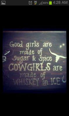 Little bit of whiskey