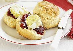 You can have a batch of scones on the table in 20 minutes with Jane's store cupboard recipe, perfect for unexpected guests.