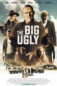 The BIG UGLY Good Movies To Watch, Top Movies, Great Movies, Movies And Tv Shows, Movie Photo, Movie Tv, Latest Video Songs, Famous Directors, Ron Perlman