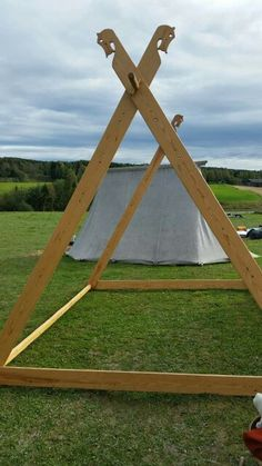 How to build your oseberg tent tutorial
