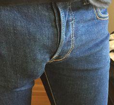 Jeans Bulges