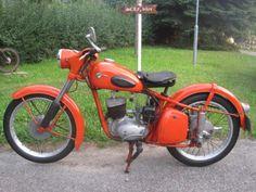 MZ RT 125 / 3 s  1962