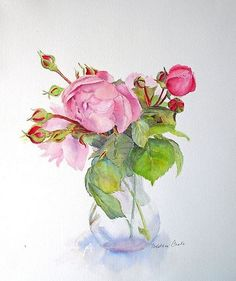 Beatrice Cloake - FROM ME TO YOU   ROSES In Watercolour   Pinterest on flower decor, flower painting, flower coloring pages, flower container, flower decoration, flower stand, flower plant, flower window, flower dinnerware set, flower sign, flower punch set, flower arrangements, flower bouquet, flower basket, flower crystal, flower pot, flower tissue box cover, flower trash can, flower gift, flower store,