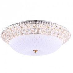 Złoty plafon kryształowy Cayenne 380 - LampyTanie - 1025,87 PLN