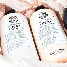 Maria Nila Heal Shampoo & Conditioner. www.BilligParfume.dk #marianila