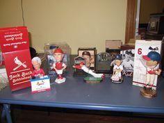 St. Louis Cardinals , Cubs, White Soxs Baseball memorabilia and souvenirs lot !