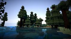The CUDA Shader Pack is one of our favorites! #Minecraft
