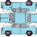 hp-paper-car