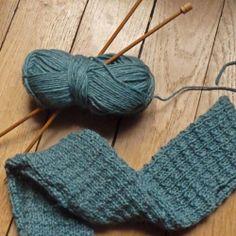 Modèle écharpe enfant 18-24 mois au  tricot Echarpe Enfant, Echarpe Bebe, ced306664b0