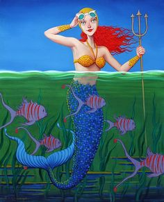 Mythical Creatures - Fred Calleri