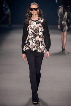 Juliana Jabour - Desfile - Inverno 2014 - São Paulo Fashion Week