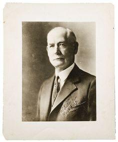 Wyatt Earp in later life.