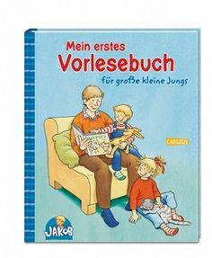 Lesestart Lesetipp: Mein erstes Vorlesebuch für große kleine Jungs