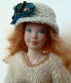 OOAK -Moja pasja: Heidi Ott repaint ooak doll... :)