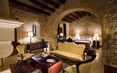 Eremo della Giubiliana boutique hotel in Ragusa, Sicily