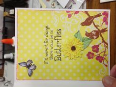 Happy Mother's Day inside of card